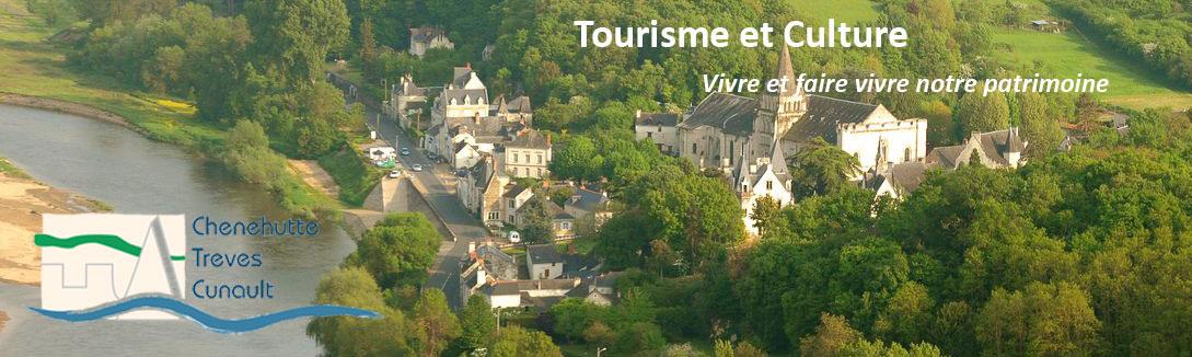 Tourisme et Culture - Chênehutte Trèves Cunault